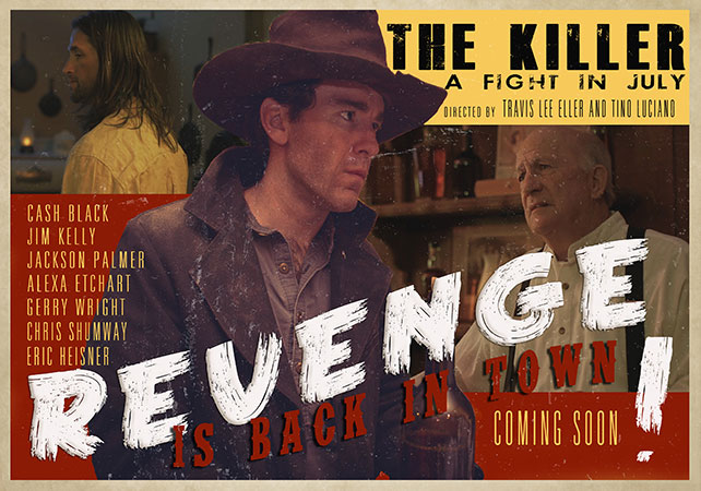 The Killer, a Fight in July